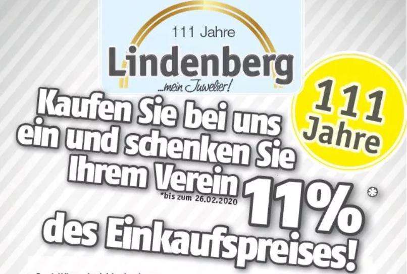 11% Rabattaktion!